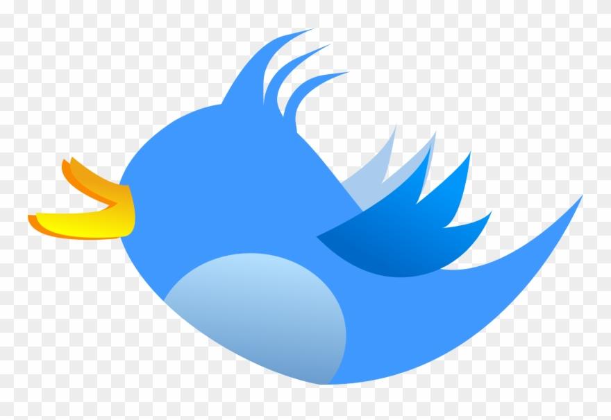 Twitter tweet. Bird px clipart pinclipart