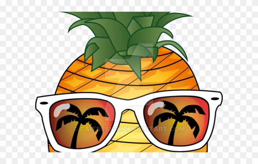 Pineapple summer. Clipart png download pinclipart
