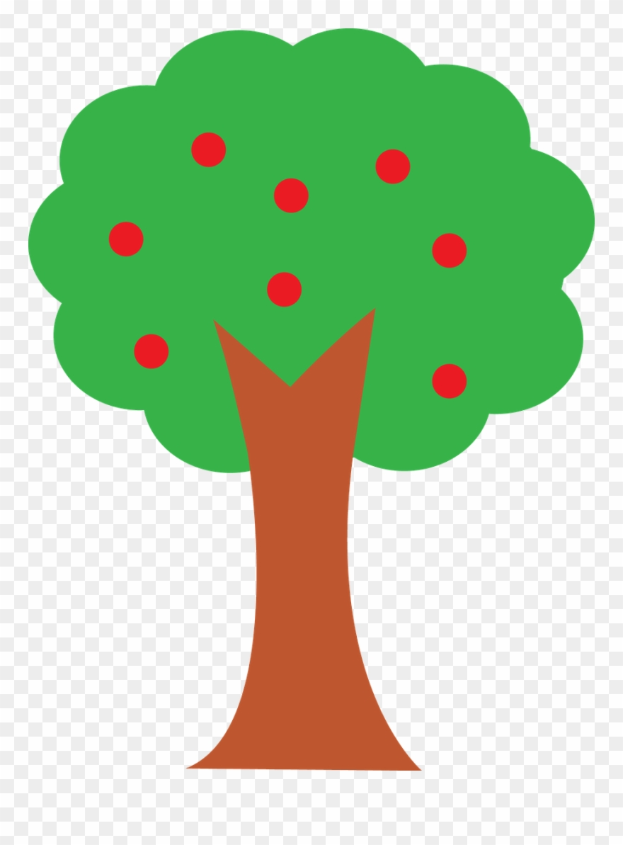 Apple Tree Clipart Png Transparent Png 256452 Pinclipart