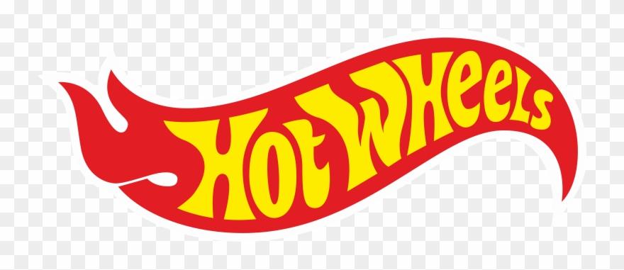 Hot Wheels Font And Hot Wheels Logo Clipart