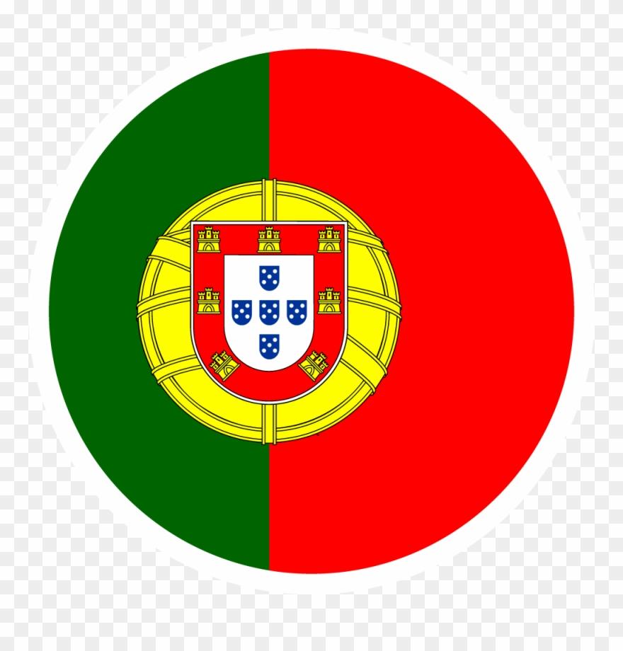 Portugal Flag Football Logos Dream League Portugal Clipart