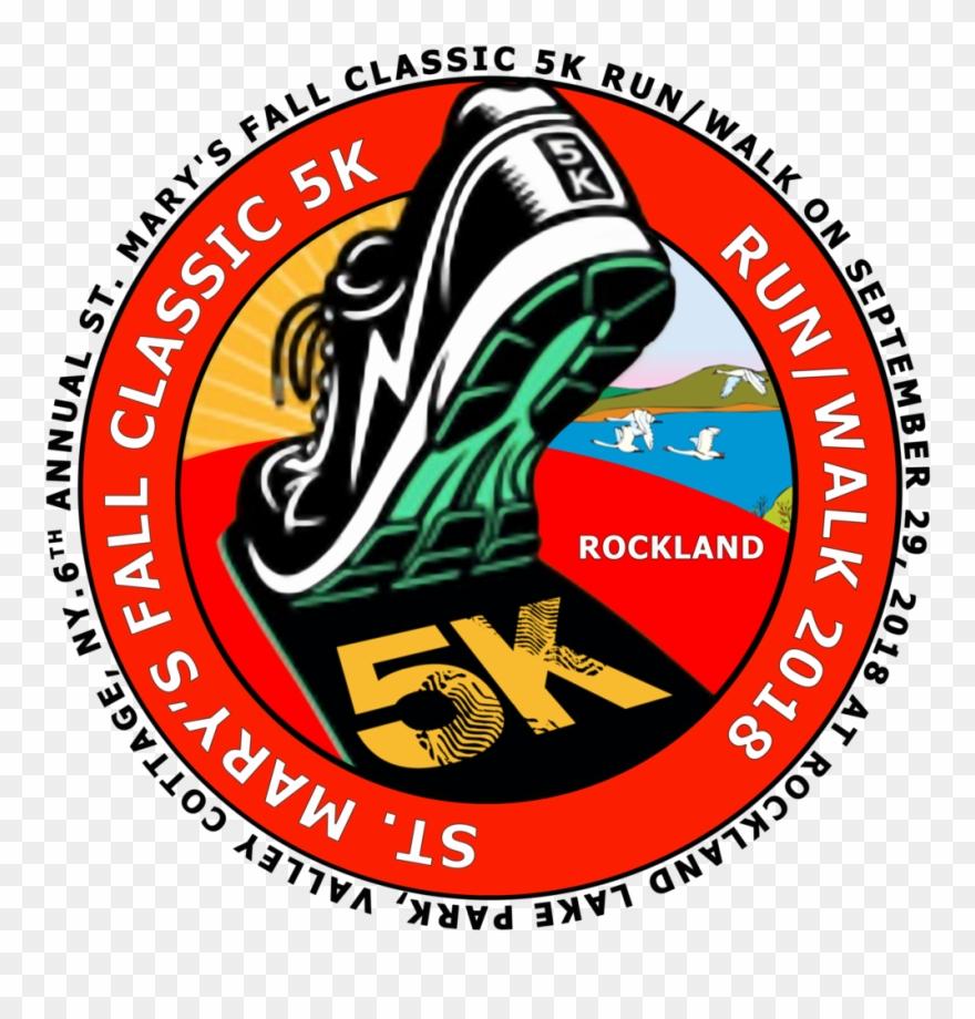 Marys Fall Classic 5k Runwalk Clipart 2565246 Pinclipart