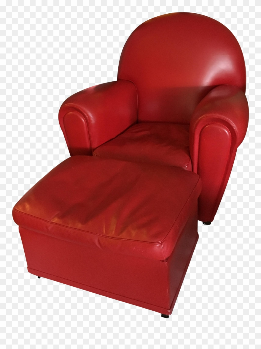 Fabulous Poltrona Frau Vanity Fair Armchair And Ott Red Leather Home Interior And Landscaping Ologienasavecom