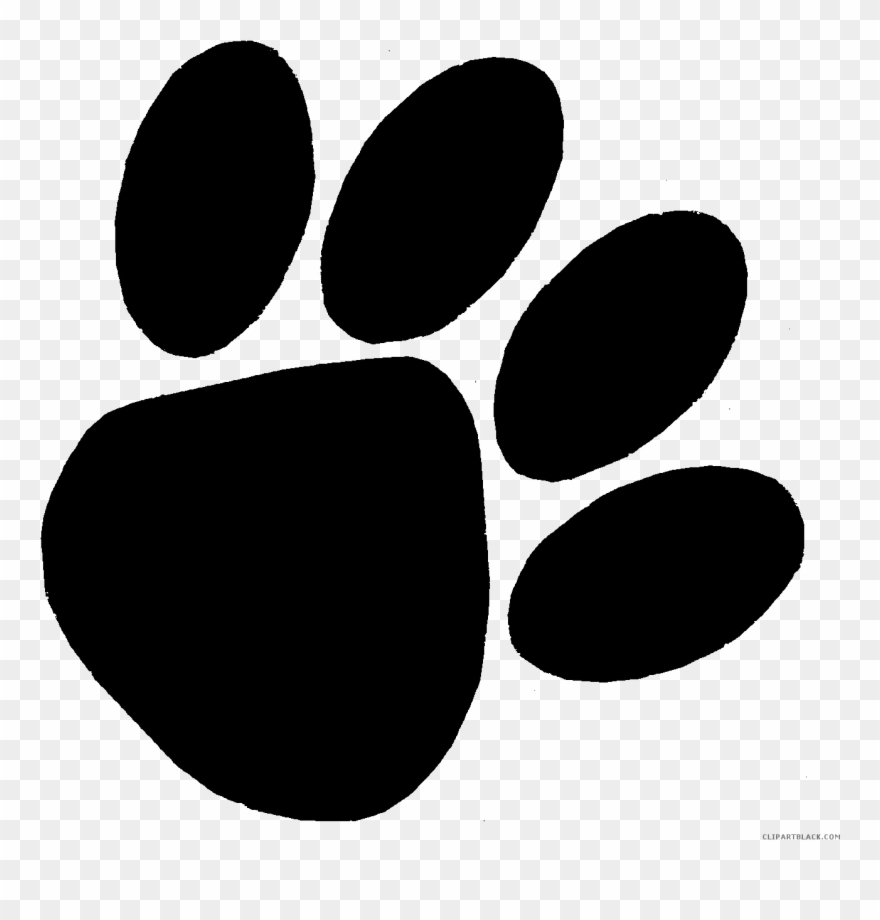 Bear Paw Print Animal Free Black White Clipart Images Bear Paw Prints Png Download 261212 Pinclipart Dog paw clip art | black paw print silhouette. bear paw print animal free black white