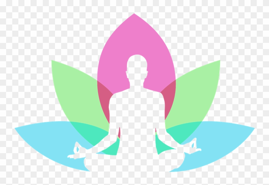 Symbols Of Health And Wellness Yoga Day 2018 Wishes Clipart