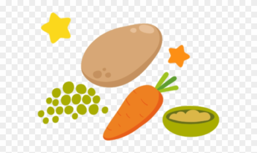 Baby food. First clipart png download