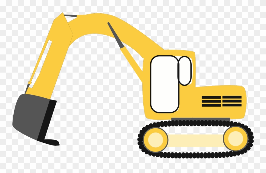 Image Library Library Trucks Svg Files By - Transparent Construction Vehicles Png Clipart