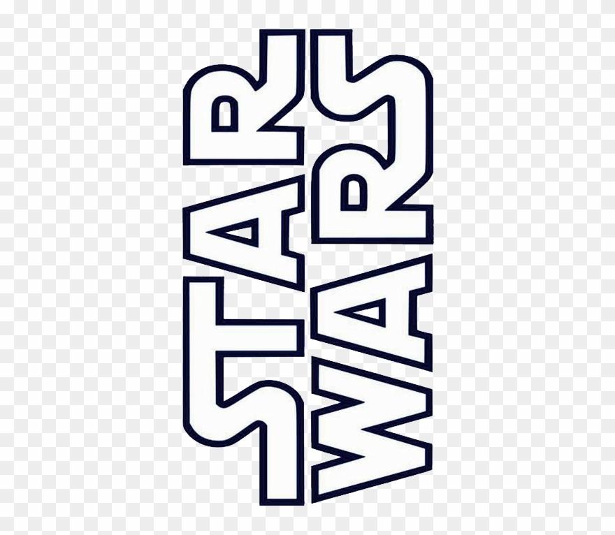 Star Wars Logo Png Images Svg Royalty Free - Superheroes Star Wars