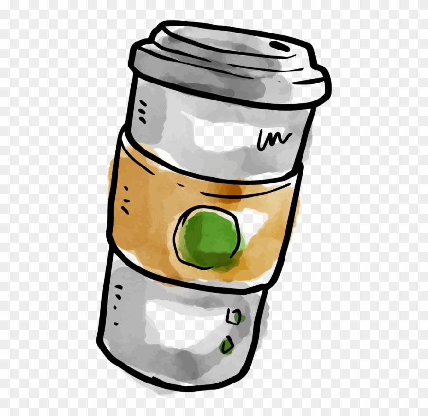 Coffee Milkshake Starbucks Png File Hd Clipart 2606617