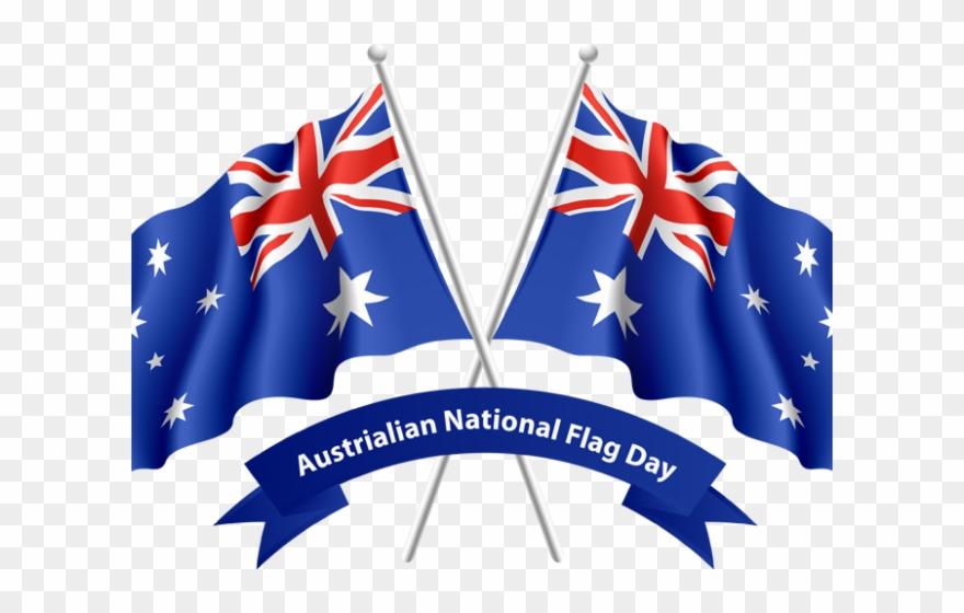 Sampler A Picture Of The Australian Flag Australia - Australian Flag  Transparent Background Clipart (#1178494) - PinClipart
