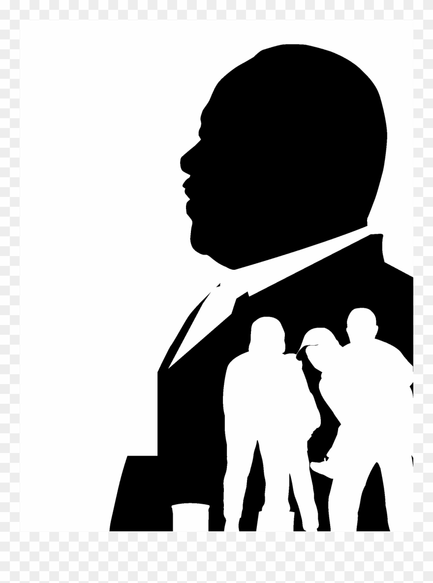 Martin Luther King Jr Clipart 2614150 Pinclipart