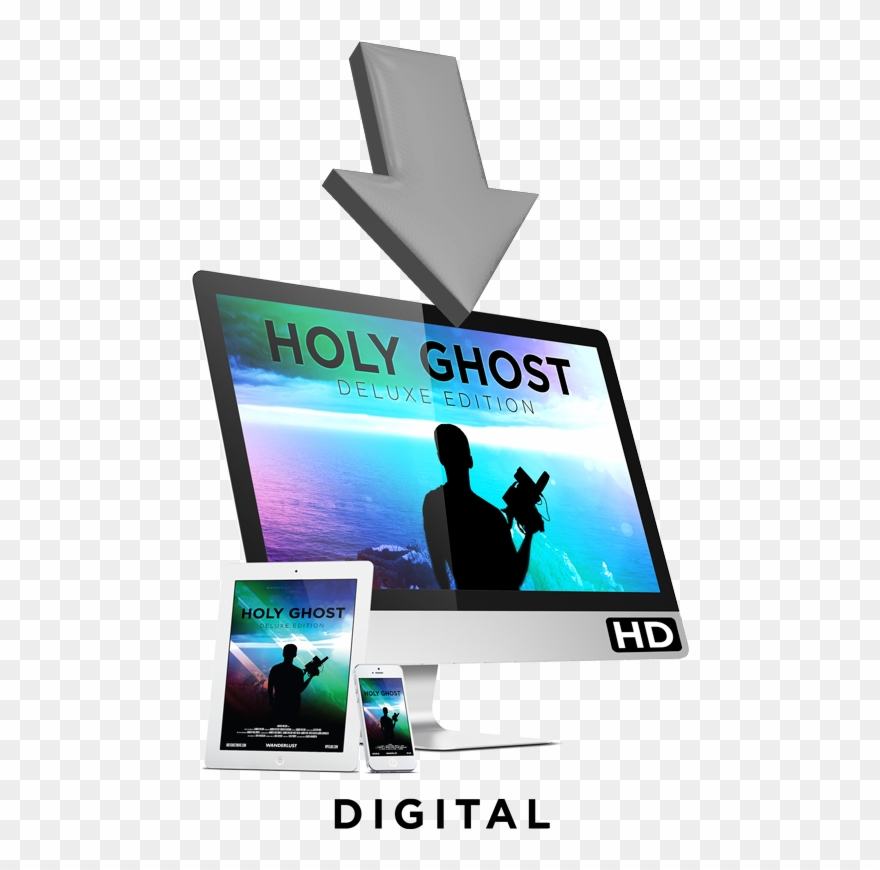 Holy Ghost Deluxe Edition Download & Stream Clipart (#2627686