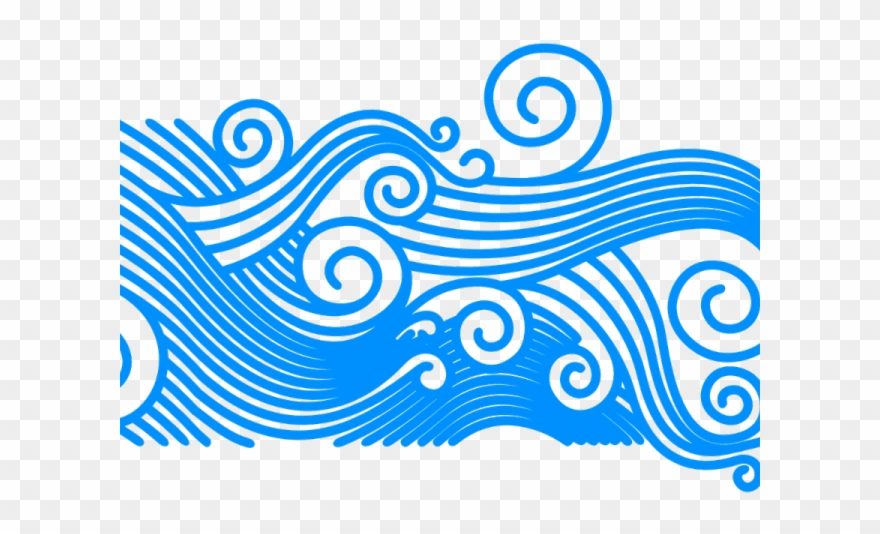 Waves wave pattern. Clipart png download pinclipart