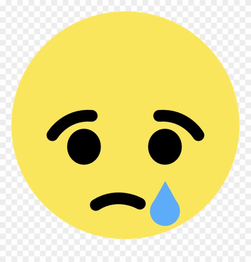 Sad emoji facebook. Png clipart pinclipart
