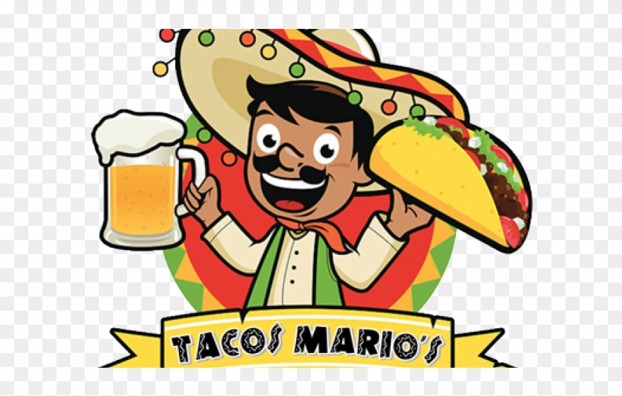 Tacos Clipart Mexican Restaurant Png Download 2646271 Pinclipart