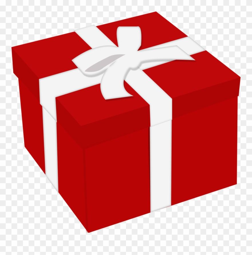 Cadeau Rouge 3000px 1245 1204 Clipart 2660034 Pinclipart