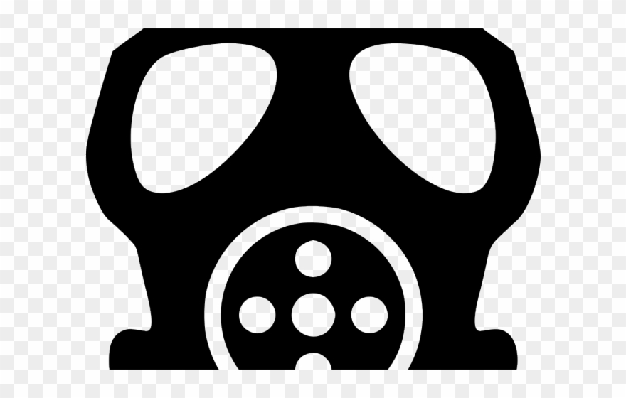 Gas Mask Clipart Svg Png Free Mask Gas Transparent Png 273231 Pinclipart