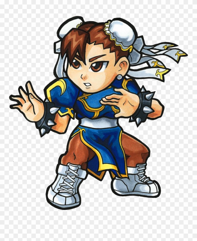 Street Fighter V Chun Li Street Fighter Chibi Clipart 275330