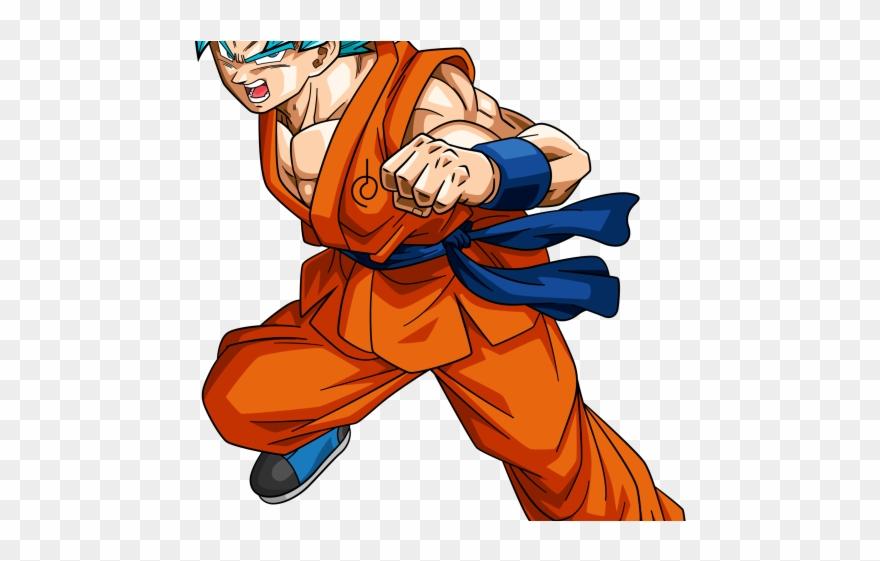 Goku Clipart Ssj God Imagenes De Dragon Ball Super Goku Png