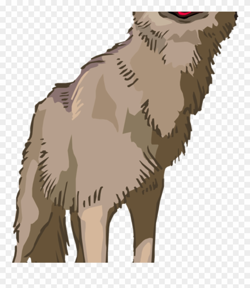 Wolf anime. Free clipart clip art