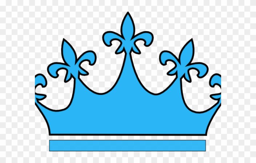 Crown blue. Royal clipart bitmap logo