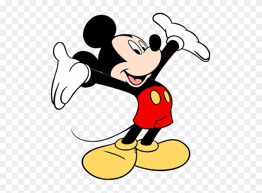 Download Clip Art Disney Galore - Mickey Mouse Transparent ...