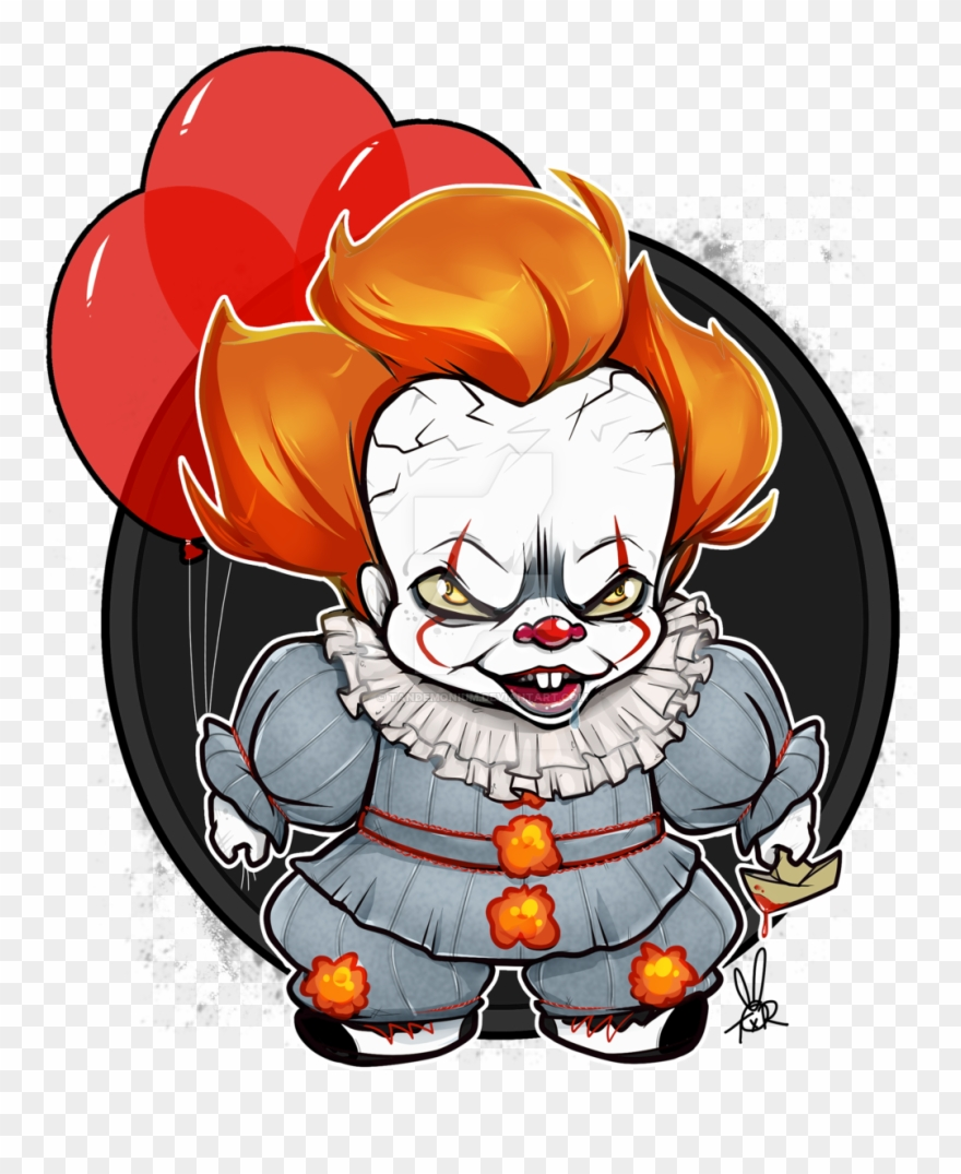 Clown Clipart Pennywise Png Download 2705207 Pinclipart