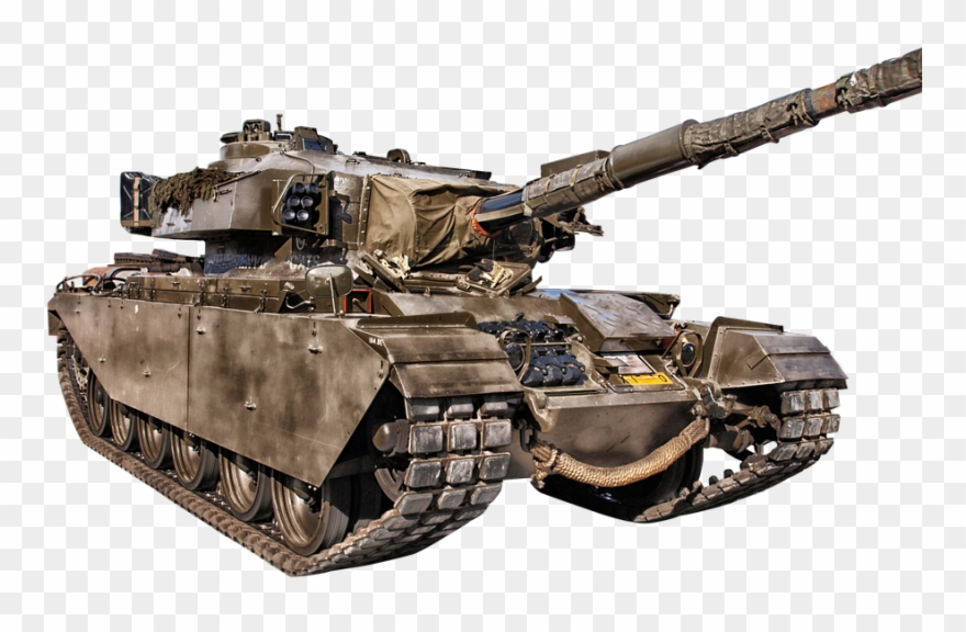 Military Tank Clipart British Army - Png Download (#2729533