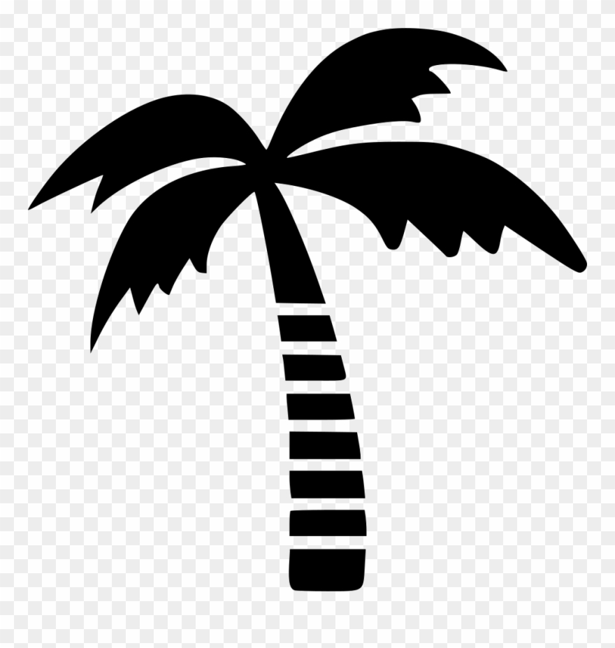 Free Tree Icon Download Coconut Tree Icon Png Clipart 280037