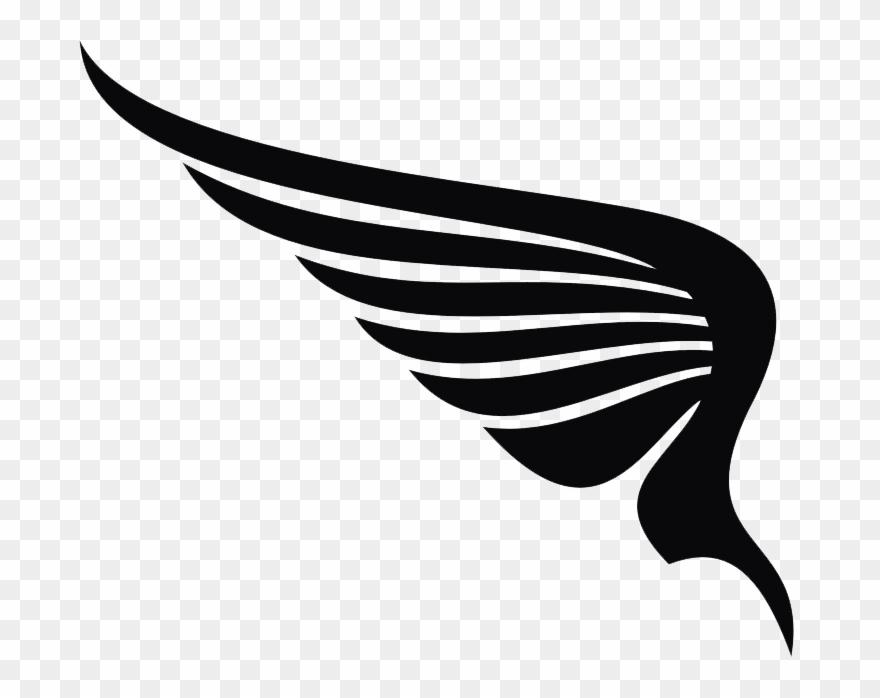 Vector Wings Clipart Clip Art - Drone Pilot Wings Uk - Png