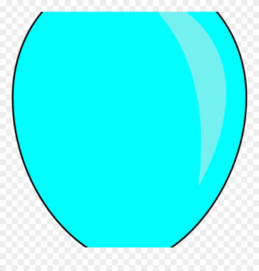 Balloon single. Clipart clip art at