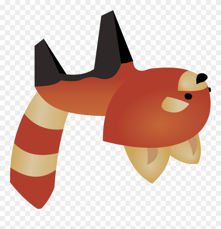 Image of: Transparent Tiny Wolf Cliparts Animal Jam Red Panda Drawing Png Download Uihere Tiny Wolf Cliparts Animal Jam Red Panda Drawing Png Download