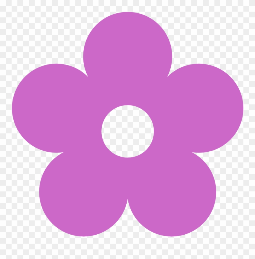 Flower colorful. Clipart png download pinclipart