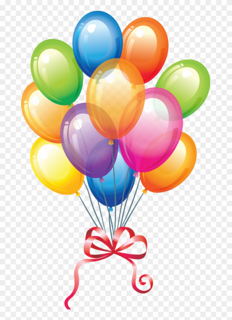 Birthday Balloons Free Birthday Balloon Clip Art Clipart Balloons Clipart Png Download 289225 Pinclipart