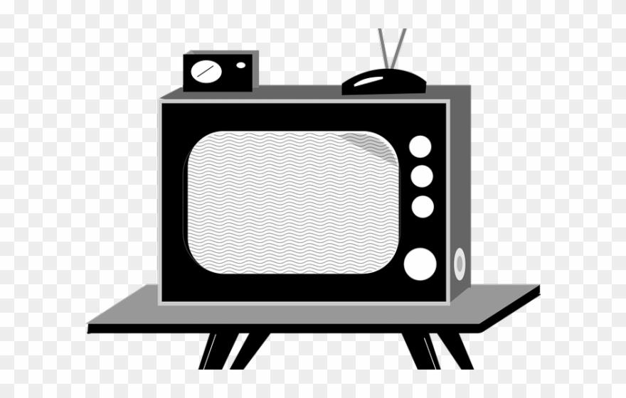 Tv televison. Television clipart tube transparent