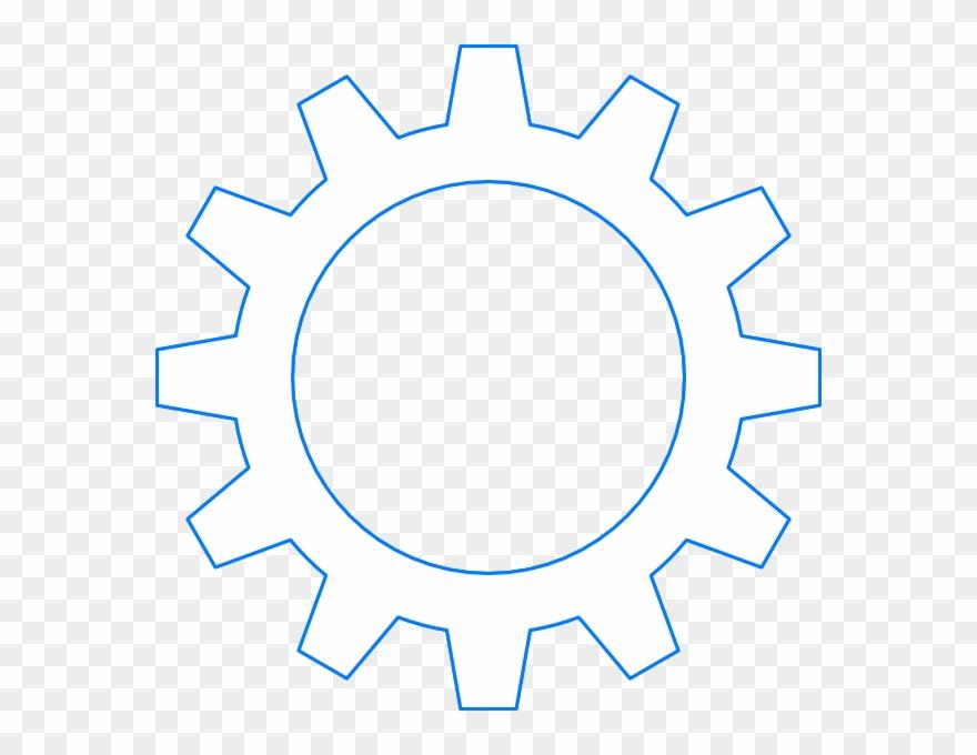 This Cog Clip Art, Cogwheel Clipart, Gear Icons, Set Of Black Icons, Vector  Illustration, Digital Paper, EPS JPG PNG File…   Clip art, Digital paper,  Vector artwork