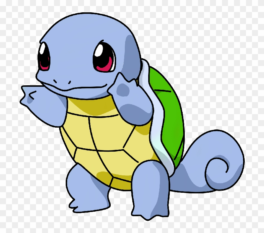 Pokemon Shiny Squirtle Freetoedit Clipart
