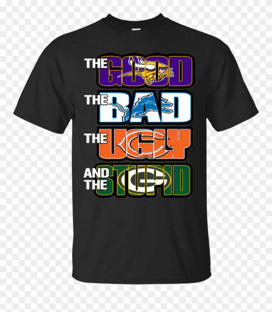 huge selection of b1eeb a70fe Minnesota Vikings Shirts The Good The Bad The Ugly Clipart ...