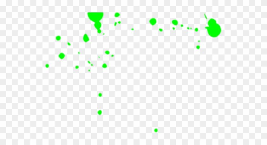 Paint splatter neon. Clipart png download pinclipart