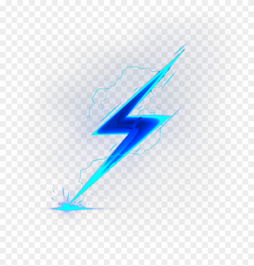 Thunder Blu-ray Lightning Disc Bolt Of Clipart - Png
