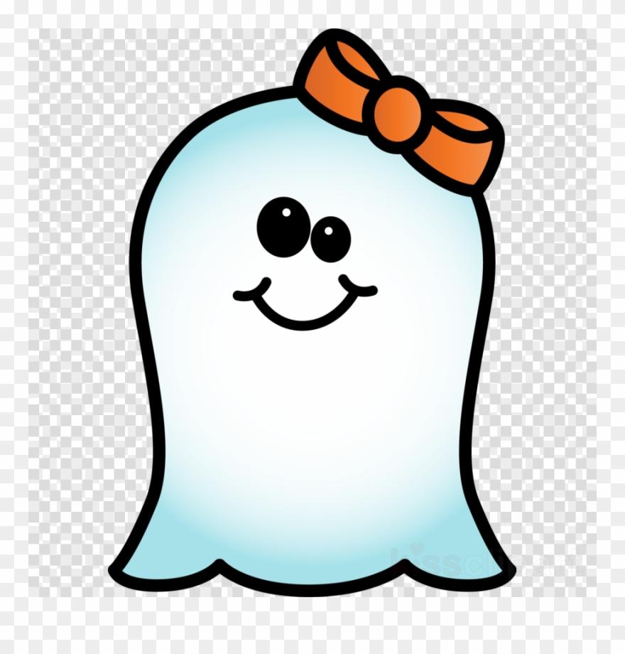 Cute Halloween Ghost Clipart Ghost Clip Art - Transparent ...