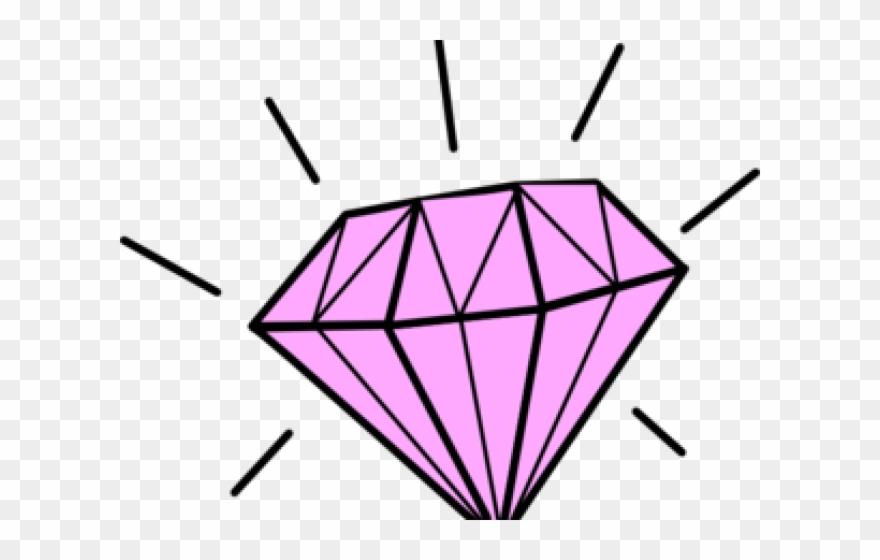 Diamond pink. Diamonds clipart clip art