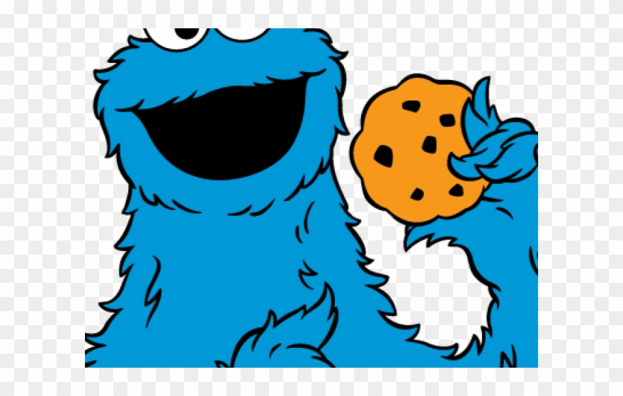 Cookie Monster Clipart Assorted Cookie Cookie Monster