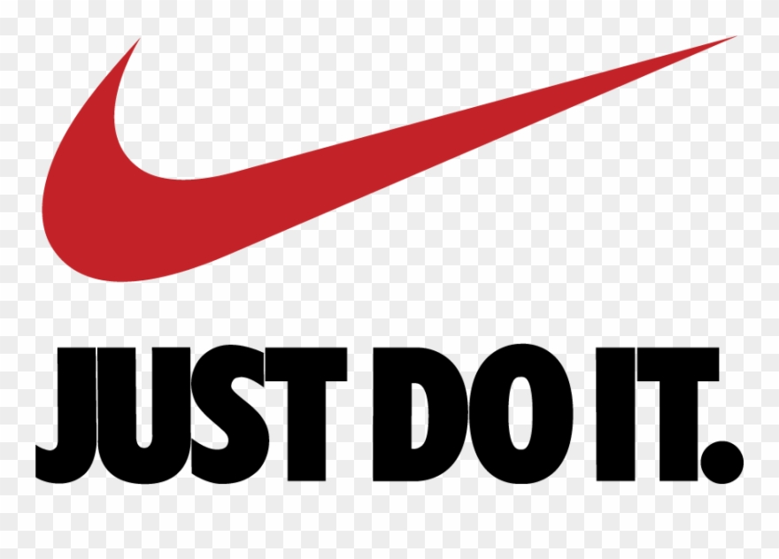 Nike Logo Vector Clipart Pngs Just Do It Logo Transparent 297008