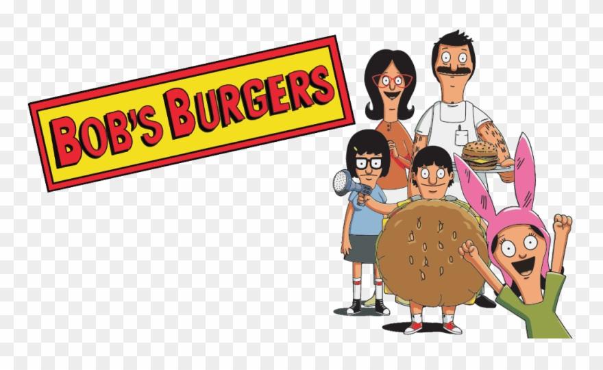 Vector Clipart Burger - Bobs Burgers Clip Art - Png Download