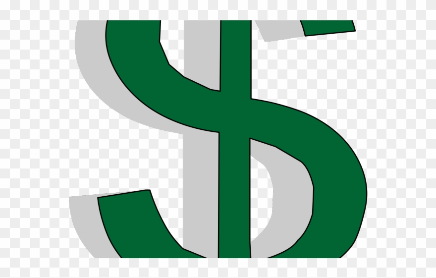 Dollar Clipart Dollar Sign - Png Download (#2902304
