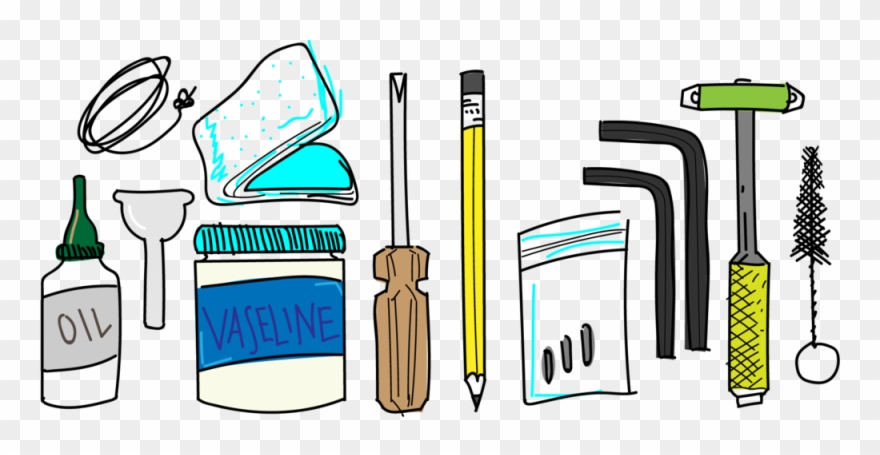 cbcadf34da What's In My Gig Bag Clipart (#2940140) - PinClipart