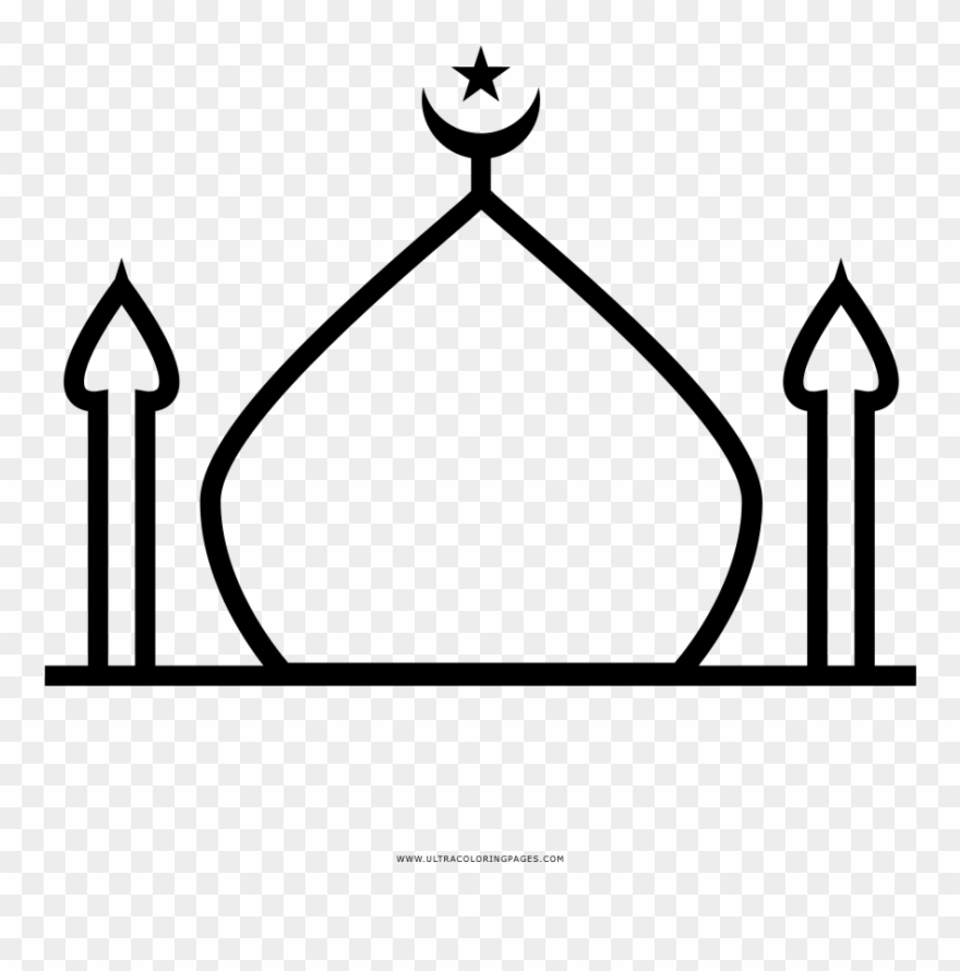 Mosque Coloring Page Clipart 2967119 Pinclipartrhpinclipart: Coloring Pages Masjid At Baymontmadison.com