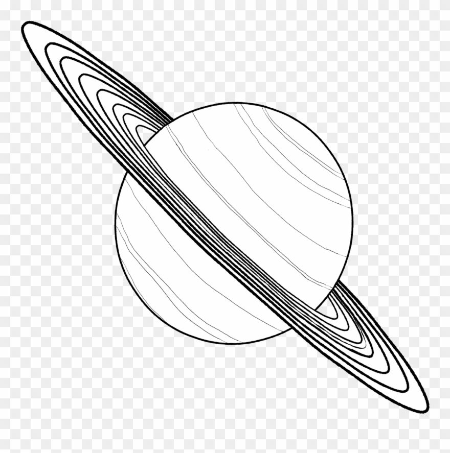 Planet drawing. How to draw the