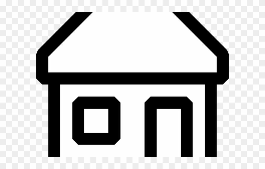 Mansion Clipart Mansion Outline - Png Download (#2996906